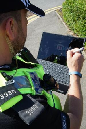 Crewe Guardian: Cheshire Police spend almost £3.5 million on electronic tablets for officers. Click here to read more