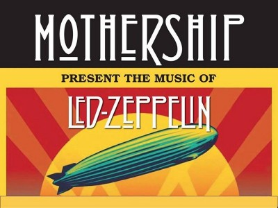 Mothership present the music of Led Zeppelin