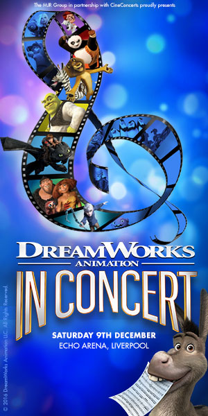 Dreamworks Animation Live in Concert