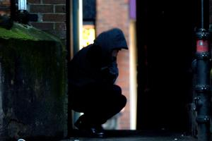 CRISIS: Homeless people with mental health problems are sent back to streets in east Cheshire