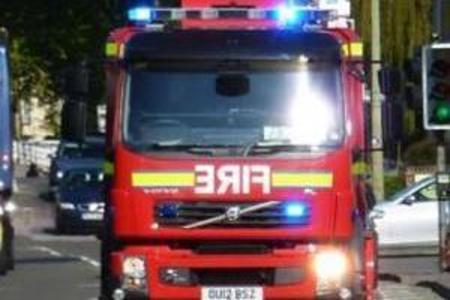 Crewe firefighters help free vehicle occupants after M6 crash