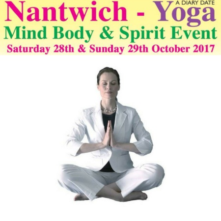 Yoga, Mind, Body and Spirit Event
