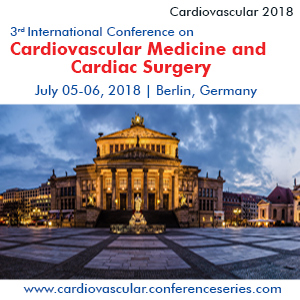 3rd International Conference on Cardiovascular Medicine and Cardiac Surgery