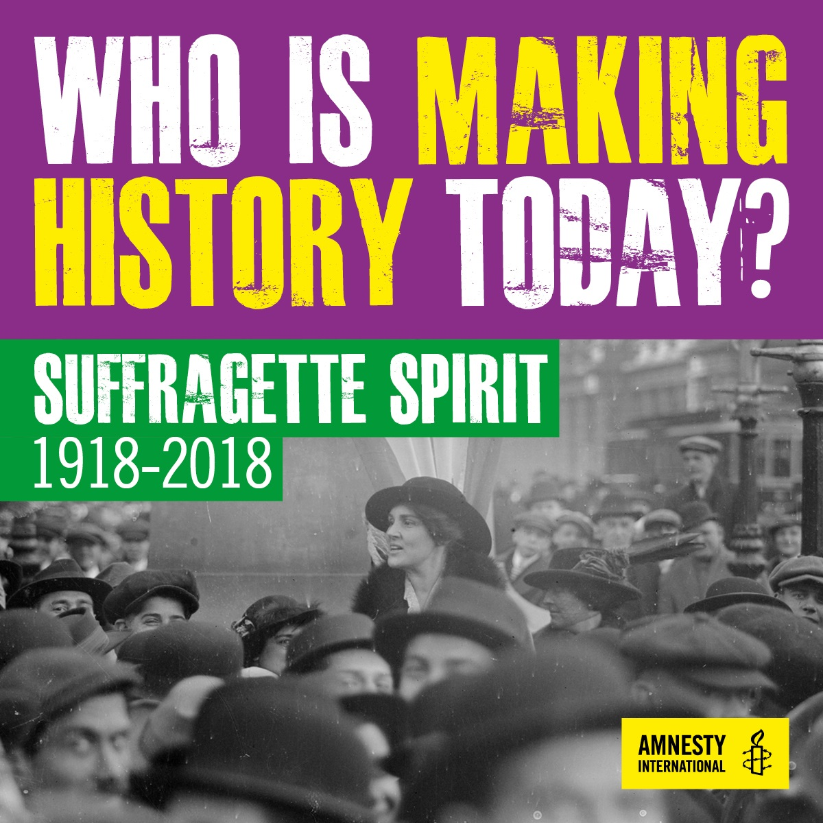 Suffragette Spirit: Tell us about your local unsung heroes