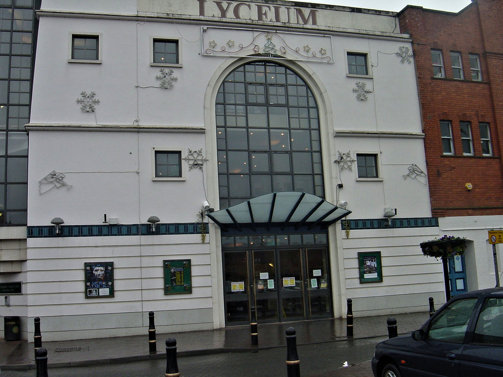 The Crewe Lyceum. Image: Robert Cutts
