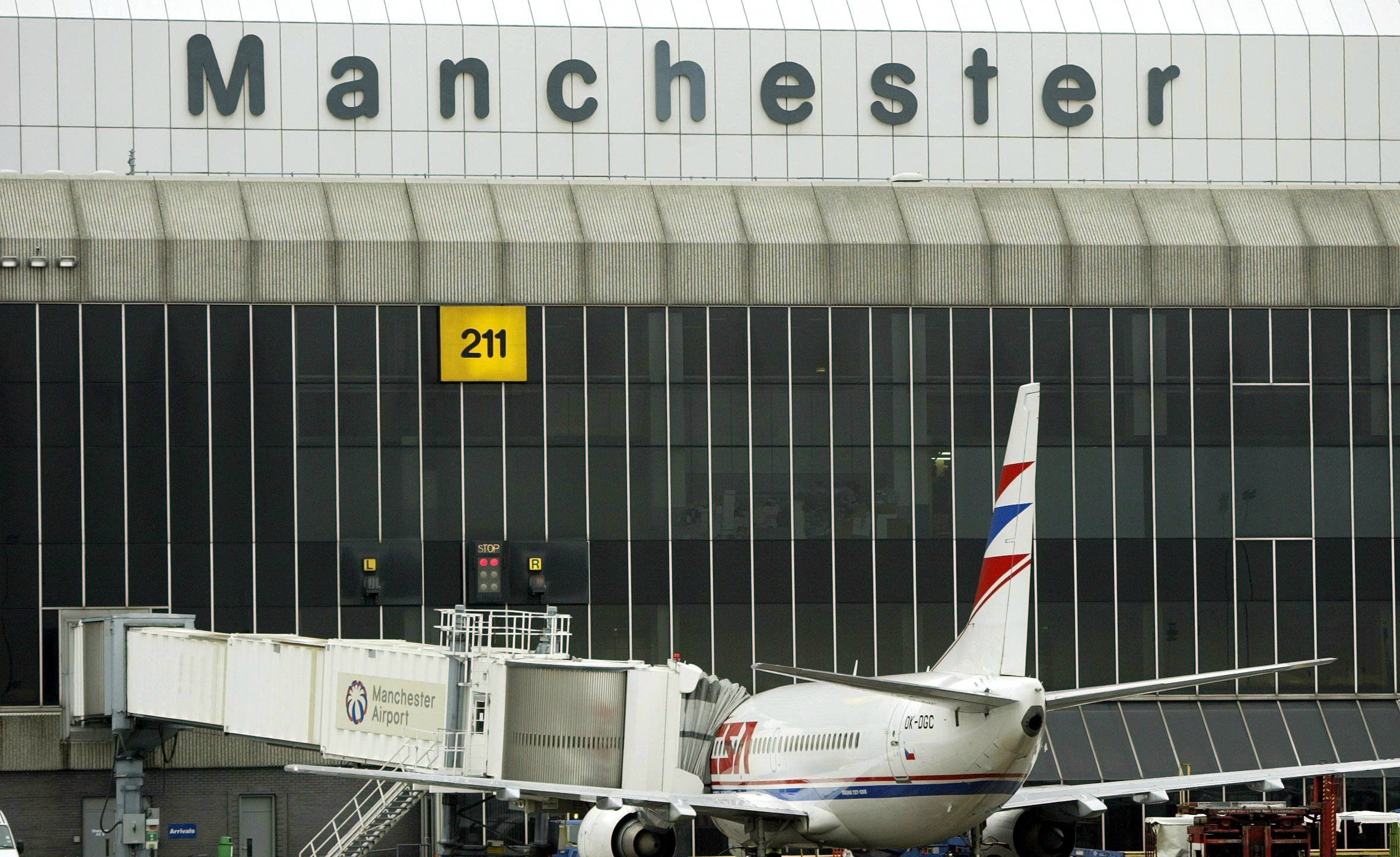 Manchester Airport drop-off charges set to be introduced next week