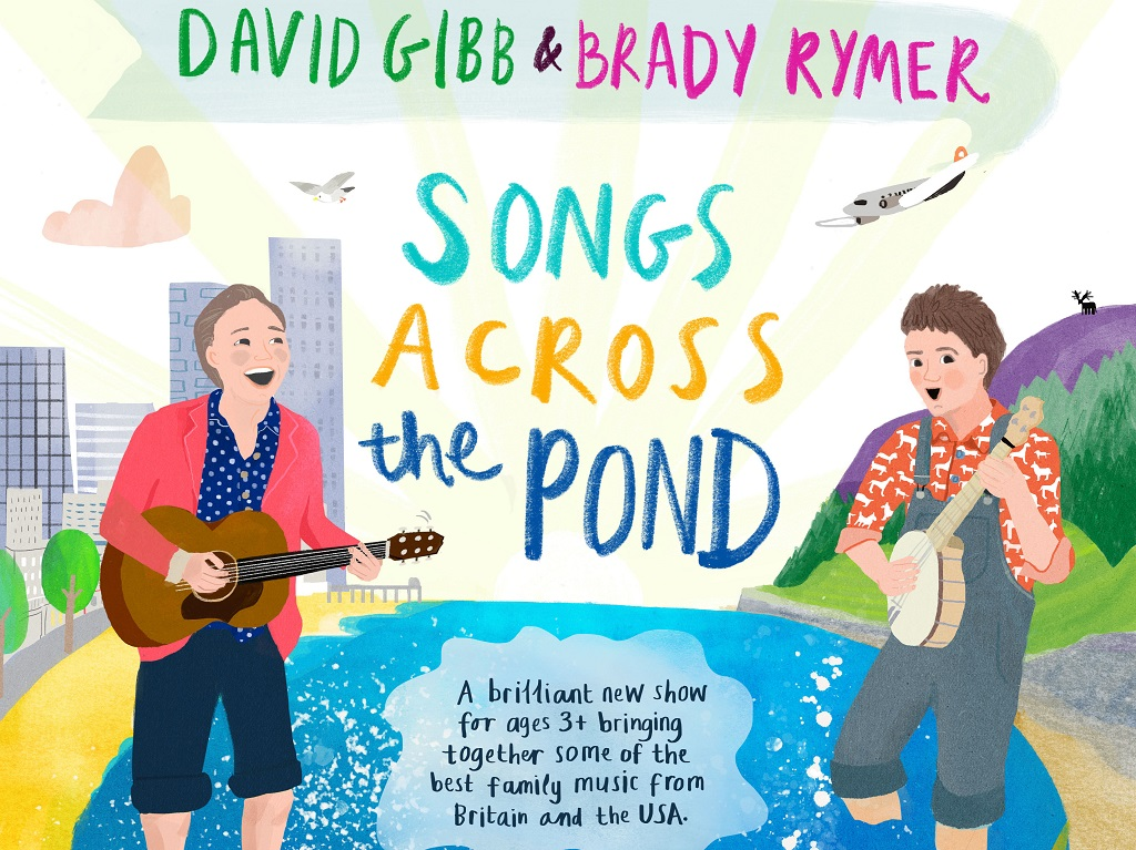 David Gibb & Brady Rymer - Songs Across the Pond