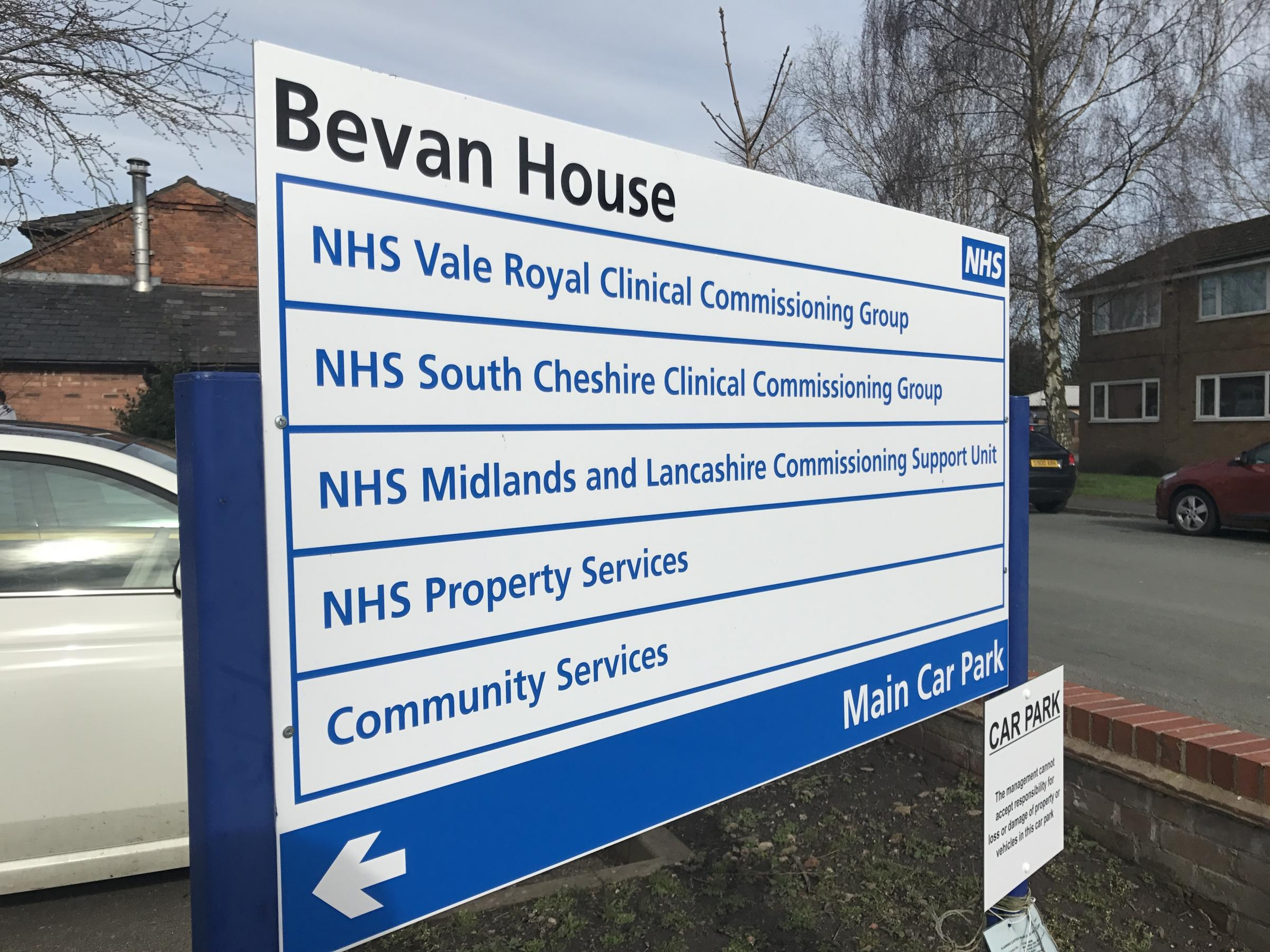 The governing body meeting took place at Bevan House in Nantwich