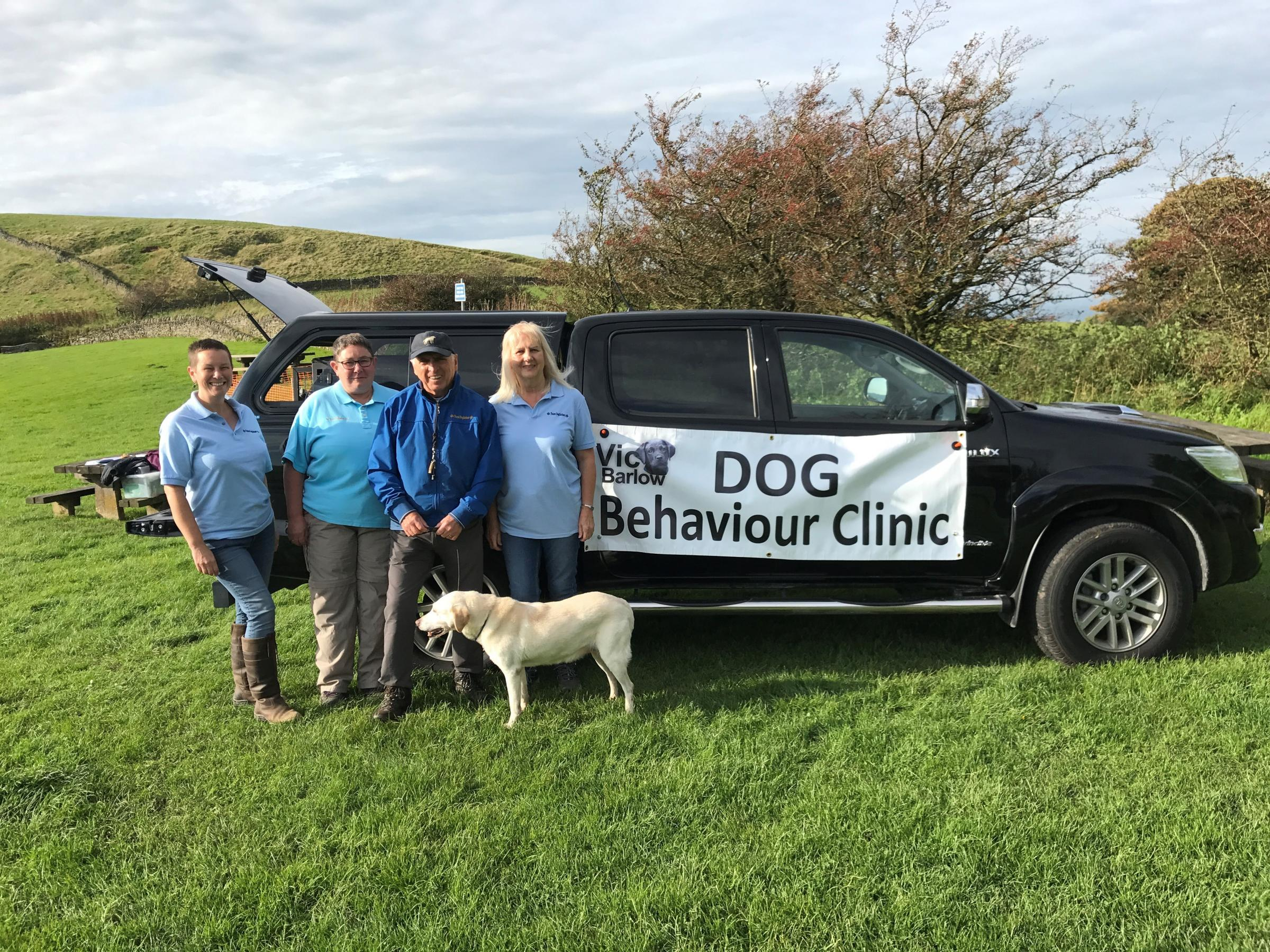 Take the chance to resolve all your dog's behavioural issues