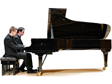 Concert by Scott Brothers Piano Duo