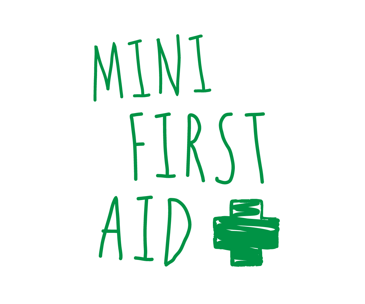 Mini First Aid for KIds