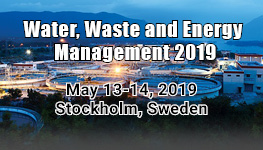 Water, Waste and Energy Management 2019