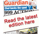 Read the Crewe and Nantwich Guardian online