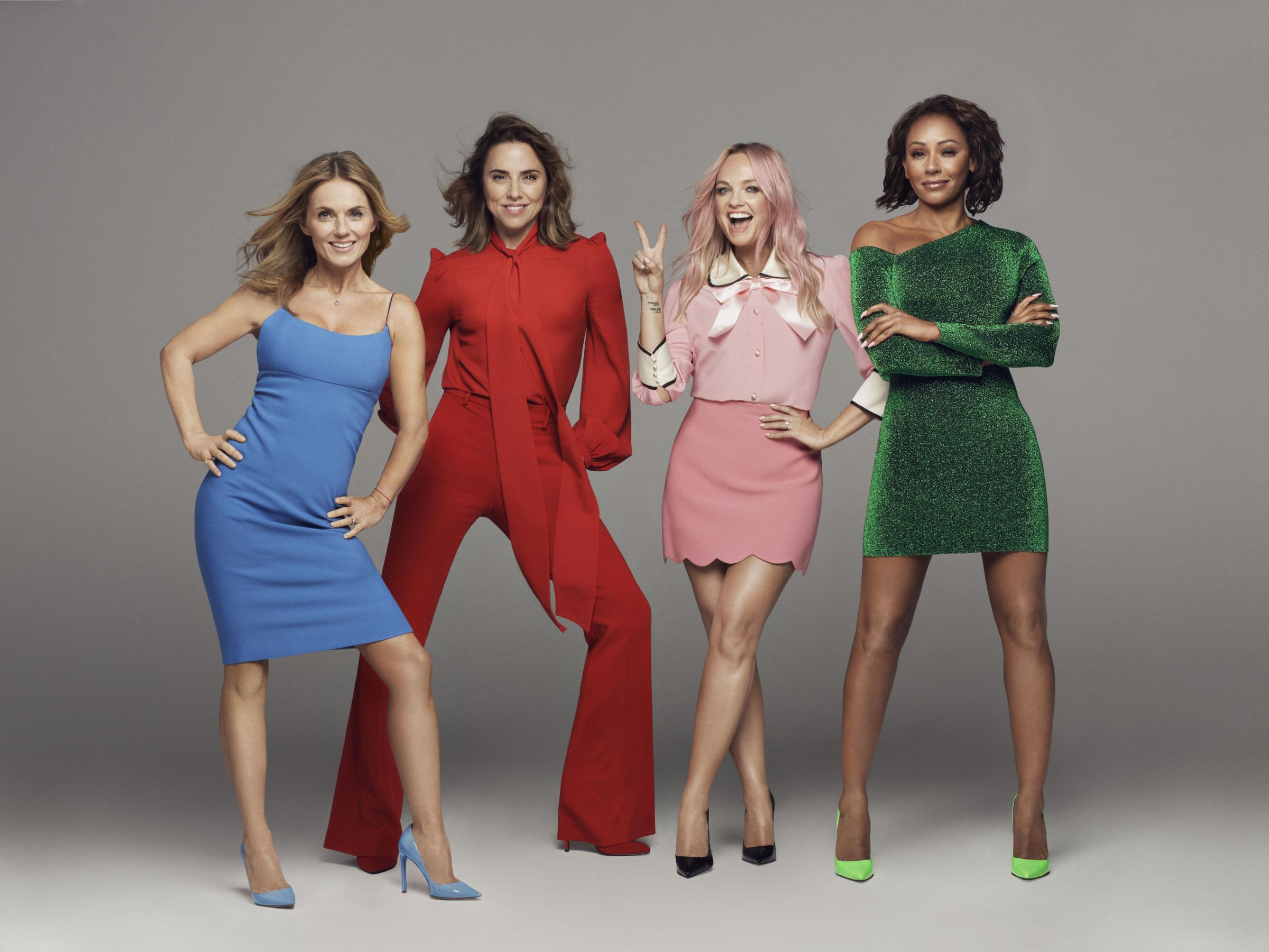 Spice Girls announce UK tour including Manchester date