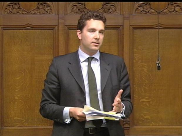 Children's Minister, Edward Timpson, was one of 35 Conservative MPs that abstained from the vote