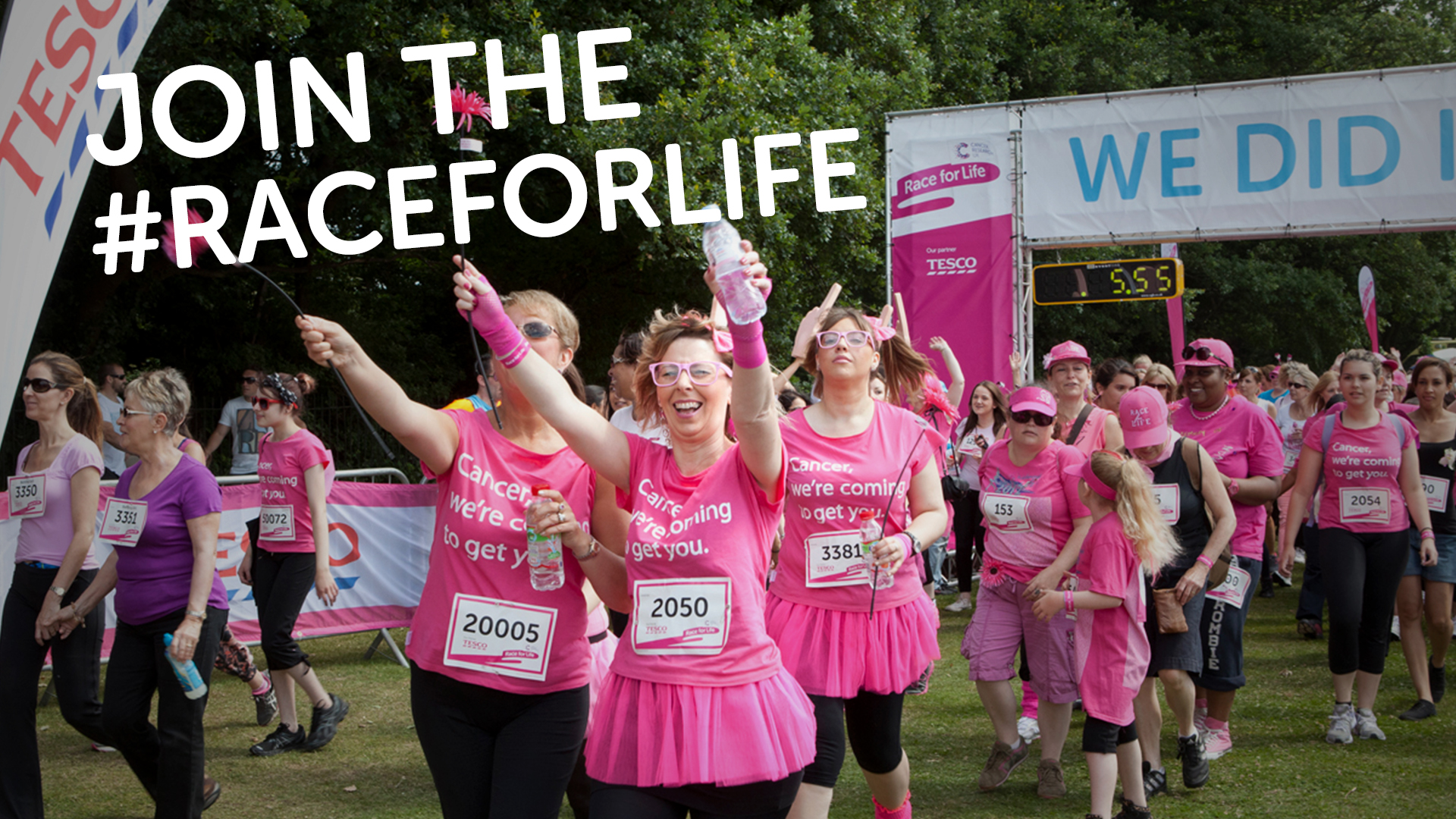Wirral Pretty Muddy 5K, Kids & Race for Life 5/10K
