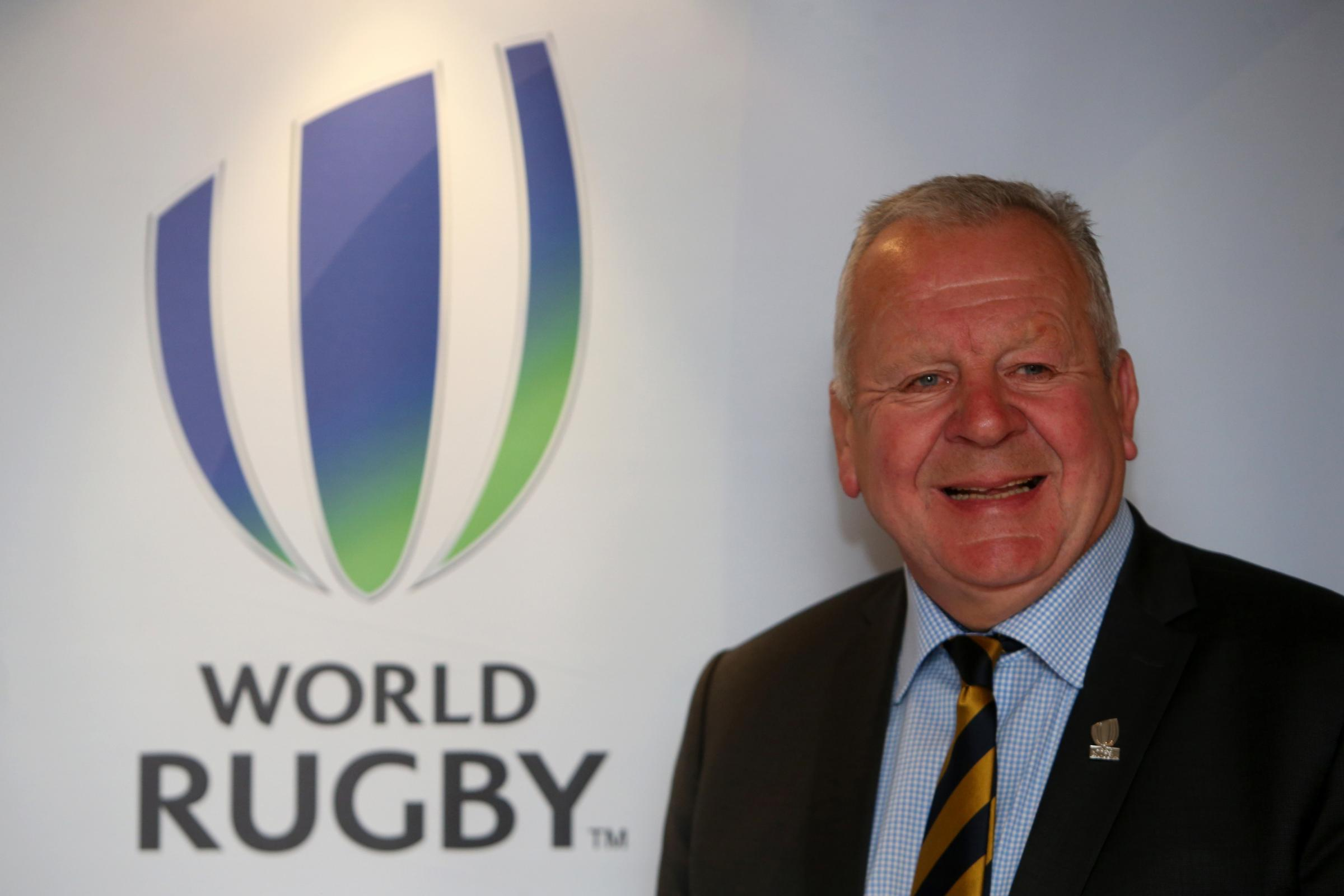 Bill Beaumont