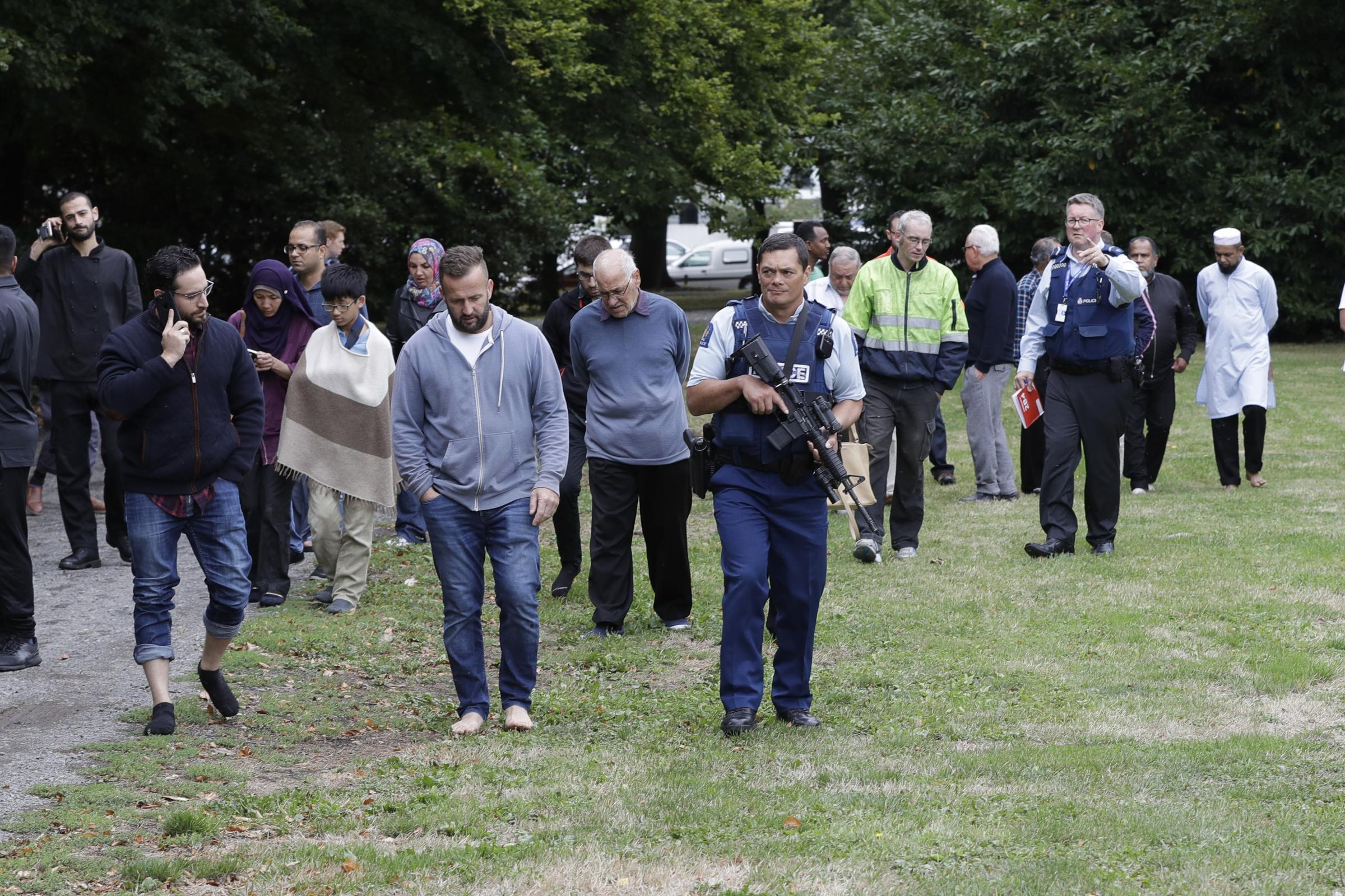 New Zealand Mosque shooting