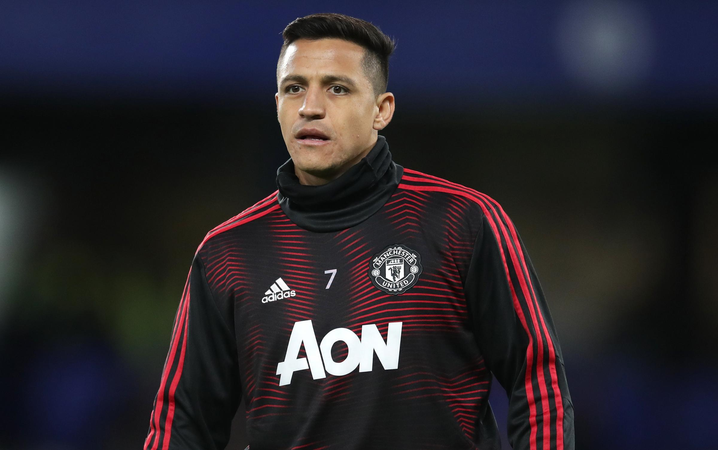 Alexis Sanchez could return to action at the Nou Camp following six weeks on the sidelines (Adam Davy/PA)