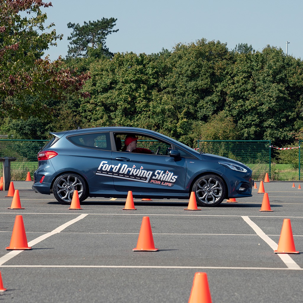 Ford Driving Skills for Life (DSFL) training programme takes place this weekend